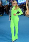 Tallia Storm attends 'Aquaman' Premiere in London, UK