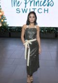 Vanessa Hudgens attends 'The Princess Switch' Special Screening at NETFLIX Icon Building in Los Angeles