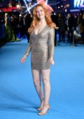 Victoria Clay attends the 'Aquaman' Premiere in London, UK