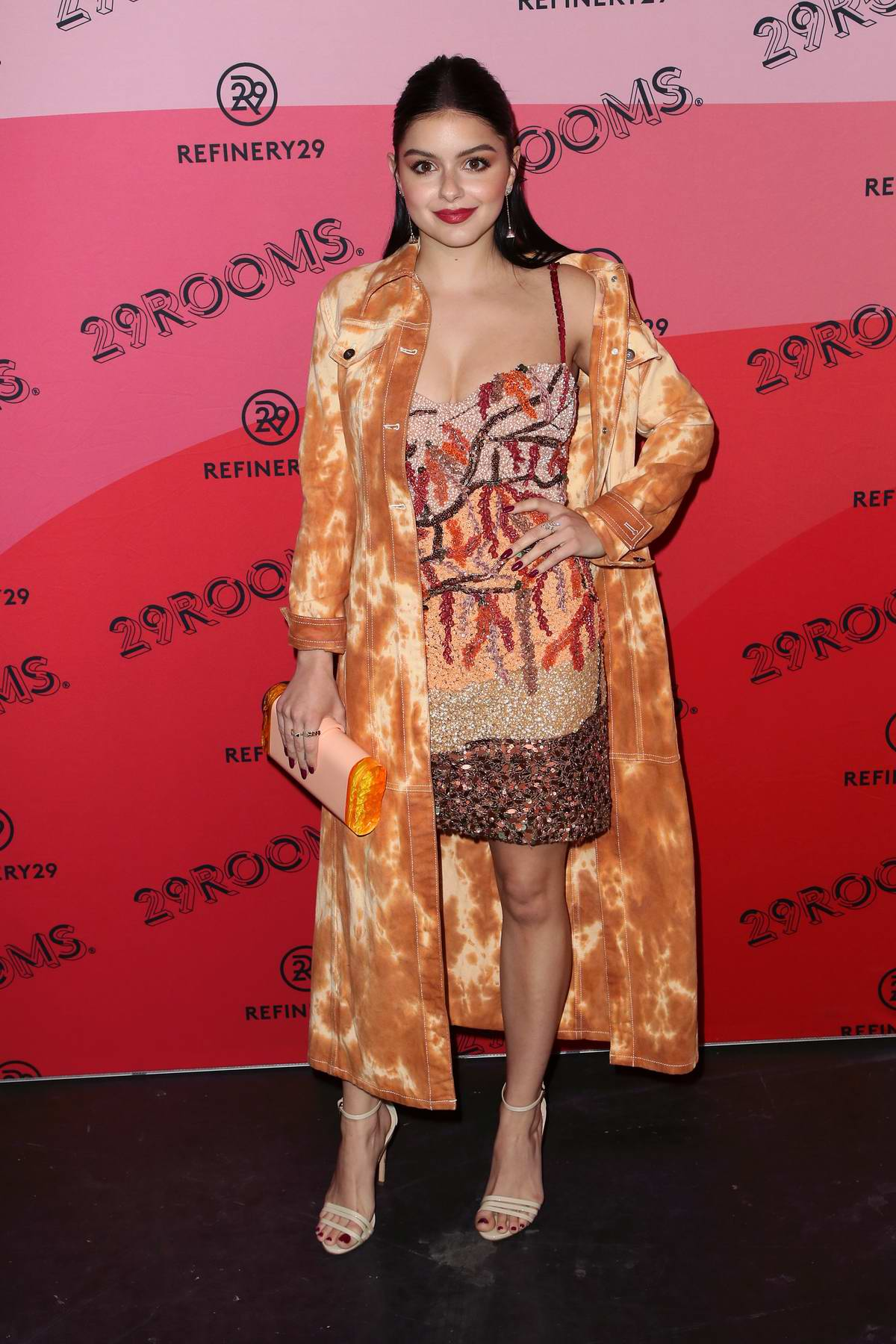 Ariel Winter attends Refinery29's 29Rooms Los Angeles 2018: Expand Your Reality at The Reef in Los Angeles