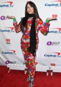 Camila Cabello attends Q102's iHeartRadio Jingle Ball in Philadelphia
