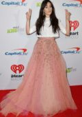 Camila Cabello attends the 102.7 KISS FM's Jingle Ball 2018 at the Forum in Inglewood, California