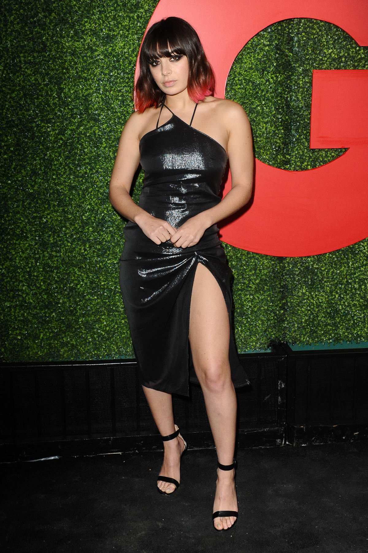Charli XCX attends the 2018 GQ Men of the Year Party in Beverly Hills, California
