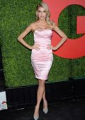 Charlotte McKinney attends the 2018 GQ Men of the Year Party in Beverly Hills, California