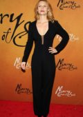Claire Danes attends 'Mary, Queen of Scots' film premiere in New York City