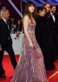 Dakota Johnson attends the 17th Marrakech International Film Festival Opening Ceremony in Marrakesh, Morocco