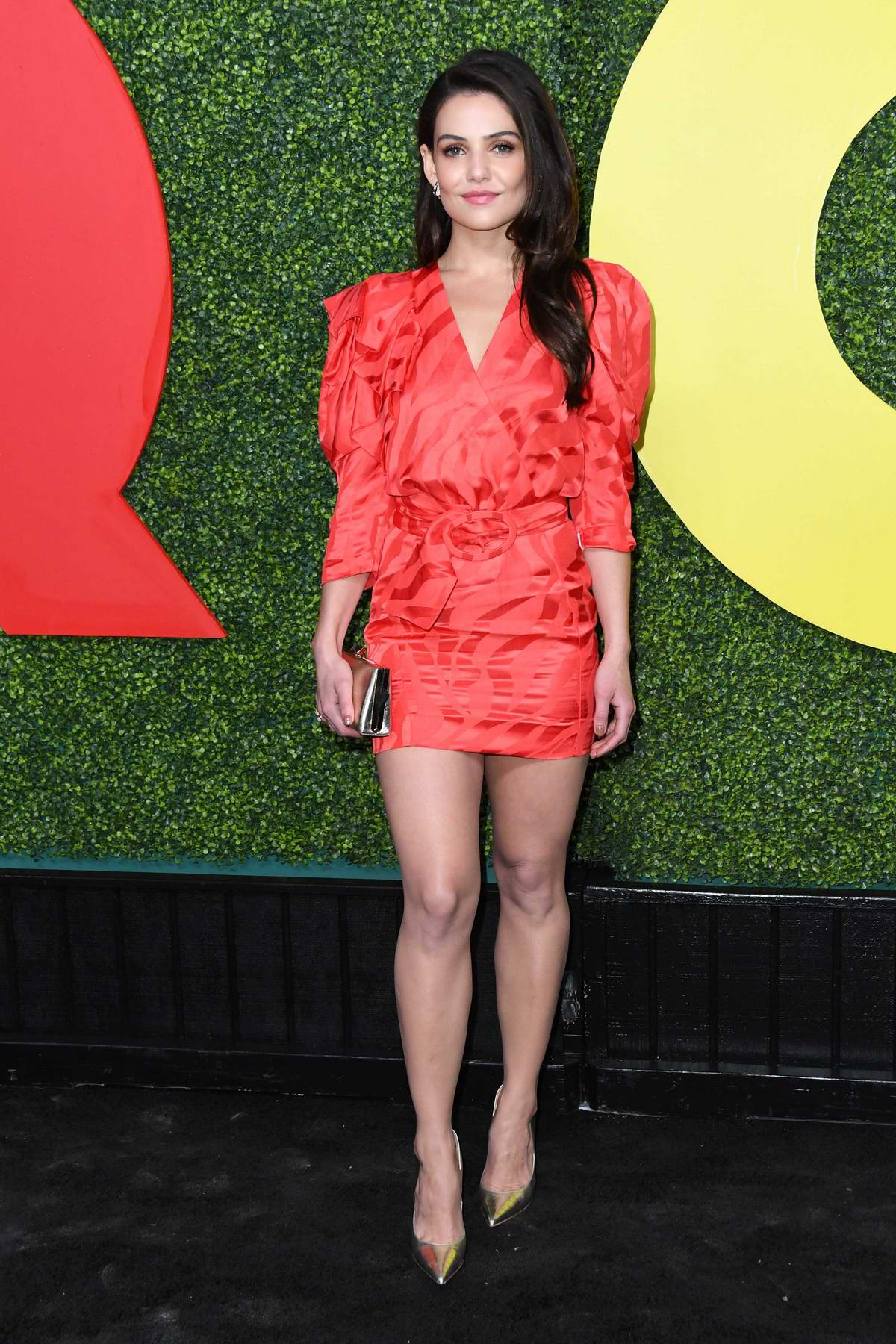 Danielle Campbell attends the 2018 GQ Men of the Year Party in Beverly Hills, California