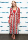 Emily Blunt visits SiriusXM's Town Hall with the cast of 'Mary Poppins Returns' in New York City