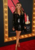Jennifer Aniston attends the Premiere of Netflix's Dumplin' at TCL Chinese Theatre in Hollywood, California