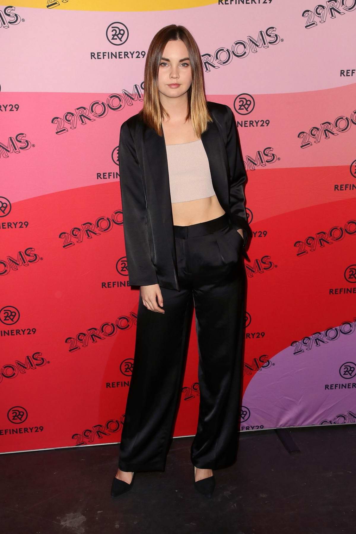 Liana Liberato attends Refinery29's 29Rooms Los Angeles 2018: Expand Your Reality at The Reef in Los Angeles