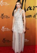 Margot Robbie attends 'Mary, Queen of Scots' film premiere in New York City