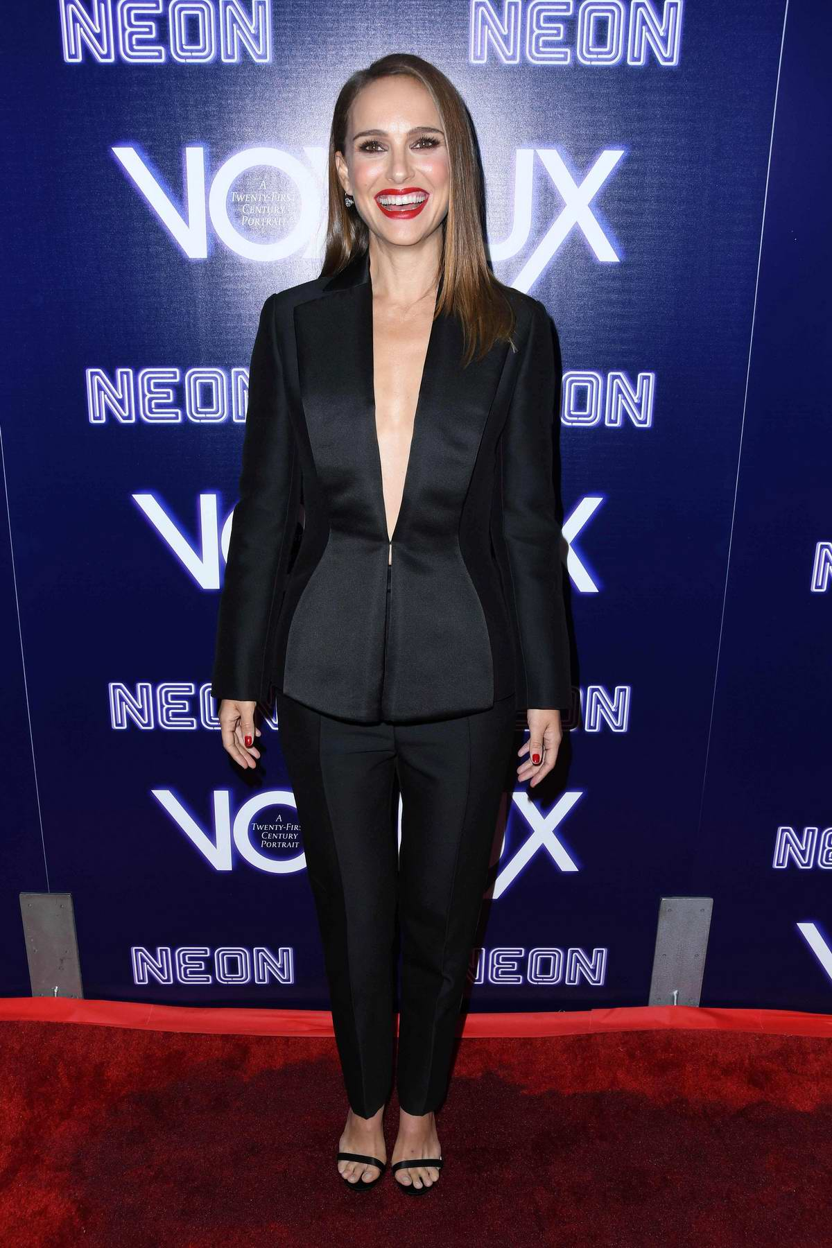 Natalie Portman attends 'Vox Lux' Premiere in Hollywood, California