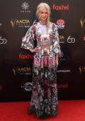 Nicole Kidman attends the 2018 AACTA Awards in Sydney, Australia