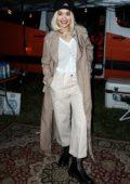 Rita Ora attends the One Love Malibu Festival Benefit Concert at the King Gillette Ranch in Calabasas, California
