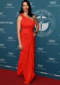 Adriana Lima attends IWC Schaffhausen at SIHH 2019 in Geneva, Switzerland