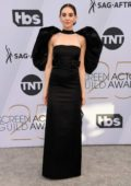 Alison Brie attends the 25th Annual Screen Actors Guild Awards (SAG 2019) at the Shrine Auditorium in Los Angeles