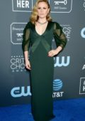Anna Paquin attends the 24th Annual Critics' Choice Awards at Barker Hangar in Santa Monica, California