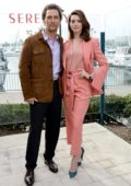 Anne Hathaway and Matthew McConaughey attends 'Serenity' photocall at the Ritz Carlton Hotel in Marina del Rey, California