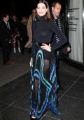 Anne Hathaway attends 'Serenity' film premiere in New York City