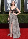 Anne Hathaway attends the 76th Annual Golden Globe Awards held at The Beverly Hilton Hotel in Los Angeles, California