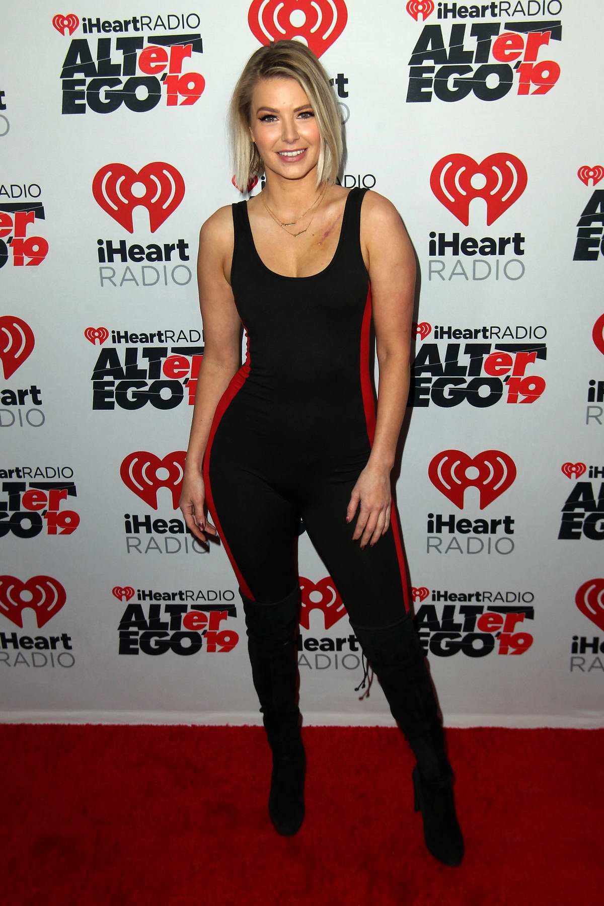 Ariana Madix attends the 2019 iHeartRadio ALTer Ego in Inglewood, California