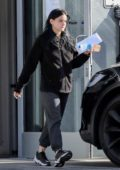 Ariel Winter spotted in her sweats while she stopped by a studio to pick up some boxes in Los Angeles