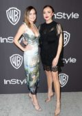 Bailee Madison and Peyton Roi List at InStyle and Warner Bros Golden Globe After Party 2019 at Beverly Hilton Hotel in Beverly Hills, California