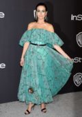 Camilla Belle attends InStyle and Warner Bros Golden Globe After Party 2019 at Beverly Hilton Hotel in Beverly Hills, California