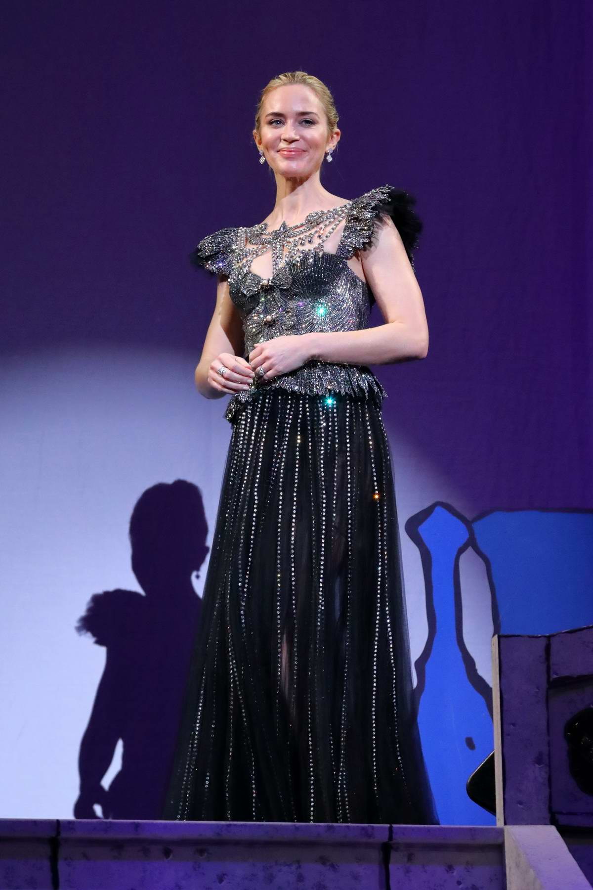 Emily Blunt attends the Japan Premiere of 'Mary Poppins Returns' in Tokyo, Japan