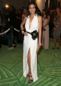 Emmanuelle Chriqui attends HBO's Official Golden Globe Awards After Party in Los Angeles