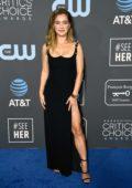 Haley Lu Richardson attends the 24th Annual Critics' Choice Awards at Barker Hangar in Santa Monica, California