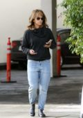Halle Berry leaves a dentist appointment in Beverly Hills, Los Angeles