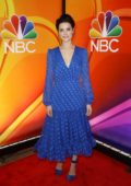 Jaimie Alexander attends the NBC's New York Mid Season Press Junket in New York City