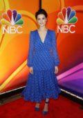 Jaimie Alexander attends the NBC's New York Mid Season Press Junket in New York City