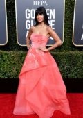Jameela Jamil attends the 76th Annual Golden Globe Awards held at The Beverly Hilton Hotel in Los Angeles, California