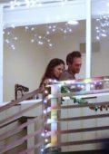 Jennifer Garner enjoys a romantic dinner date with boyfriend John Miller in Los Angeles