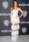Kate Beckinsale attends InStyle and Warner Bros Golden Globe After Party 2019 at Beverly Hilton Hotel in Beverly Hills, California