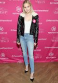 Kelli Berglund attends SAGindie Sundance Actors Only Brunch during the 2019 Sundance Film Festival at Cafe Terigo in Park City, Utah
