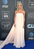 Lady Gaga attends the 24th Annual Critics' Choice Awards at Barker Hangar in Santa Monica, California