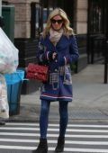 Nicky Hilton shows off her winter style while out in New York City