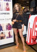 Olivia Culpo at the Express x Olivia Culpo Shopping Event in New York City
