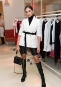 Olivia Culpo attends the Express x Olivia Culpo Press Breakfast Event in New York City