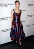 Olivia Wilde attends the National Board of Review Awards Gala 2019 in New York City