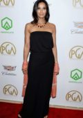 Padma Lakshmi attends the 30th Annual Producers Guild Awards at The Beverly Hilton Hotel in Los Angeles