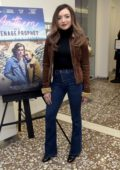 Peyton Roi List attends Special Screening and Q&A of 'Anthem Of A Teenage Prophet' in Hollywood, California