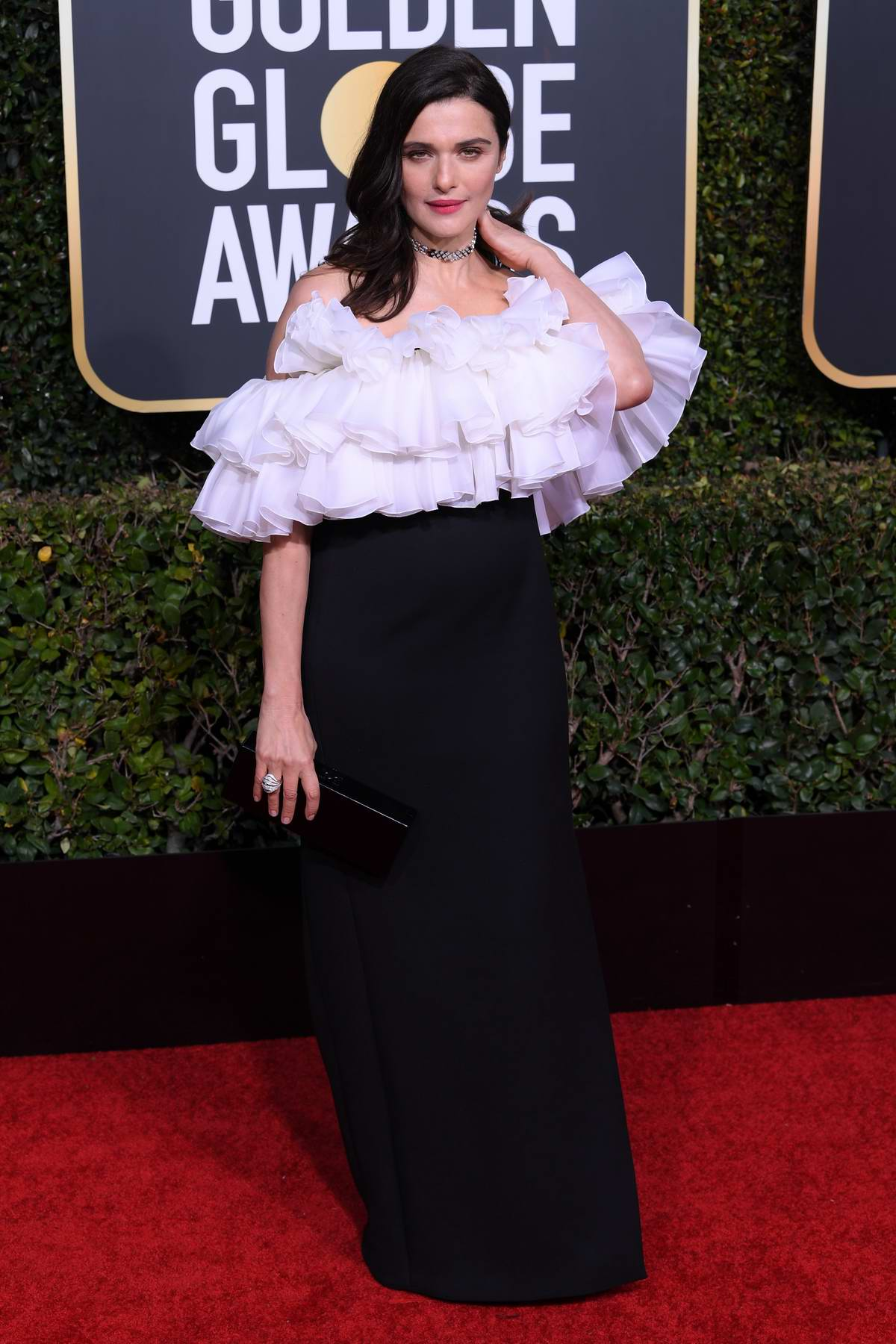 Rachel Weisz attends the 76th Annual Golden Globe Awards held at The Beverly Hilton Hotel in Los Angeles, California