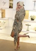 Rita Ora at the Giuseppe for Rita Ora Footwear Launch in Los Angeles