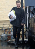 Rooney Mara spotted during her karate lessons in Los Angeles