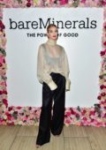 Rosie Huntington-Whiteley attends bareMinerals #GoodThatLasts Event in Beverly Hills, Los Angeles