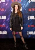 Ruby O. Fee attends the Special Screening of the Netflix Film 'POLAR' in New York City
